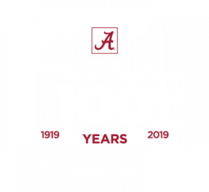 Culverhouse Centennial logo