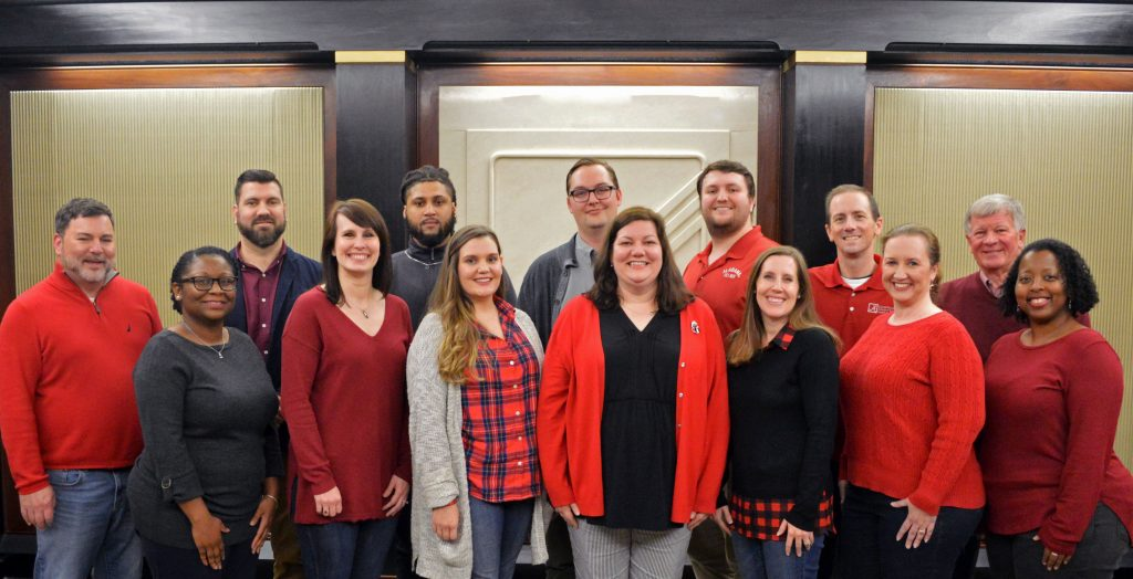 Culverhouse student services advisors 2020